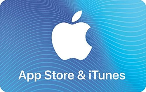 ITunes Gift Cards: Buy 1, get 25% off the 2nd $43.75 - Best Buy