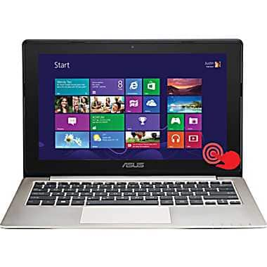 "Asus S200E 11.6"" Touchscreen Laptop - $375 - i3 - 500gb - 4gb - Win 8 @ STAPLES B&M"