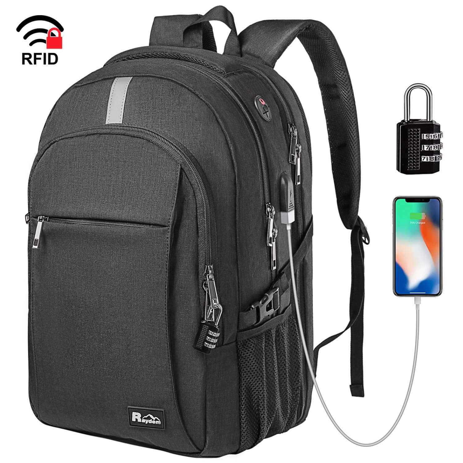 Business Laptop Backpack 60% OFF - 14.79$ $14.79