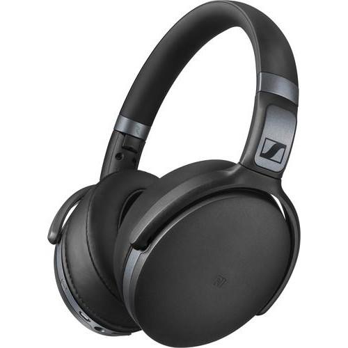 Sennheiser - HD 4.40 Wireless Over-the-Ear Headphones - Black $99