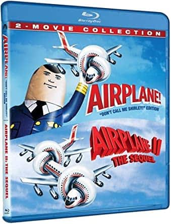 Airplane 2-Movie Collection [Blu-ray] $6.66