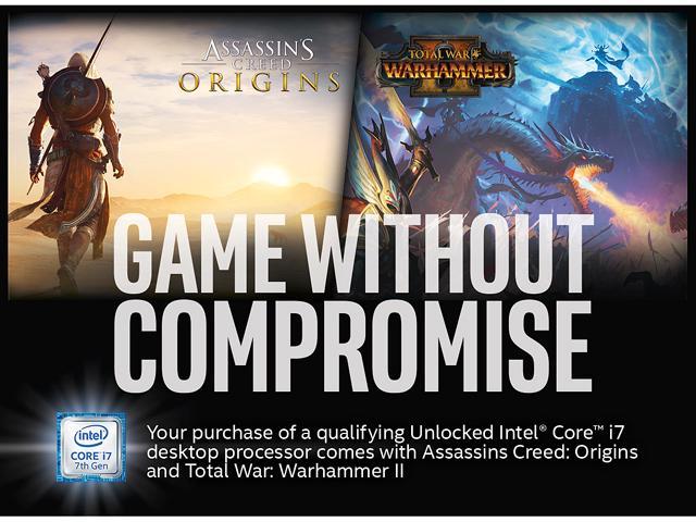 i7 7700K + Double Game Combo $339.99