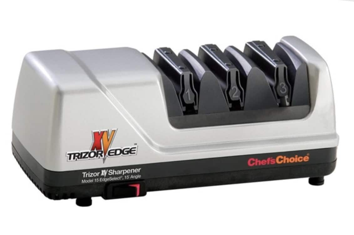 Chef's Choice 15 XV Trizor Electric Knife Sharpener $99.99 New @ Woot! (Amazon Prime)