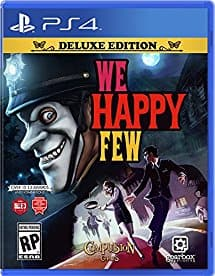 We Happy Few Deluxe Edition PS4/Xbox One $50
