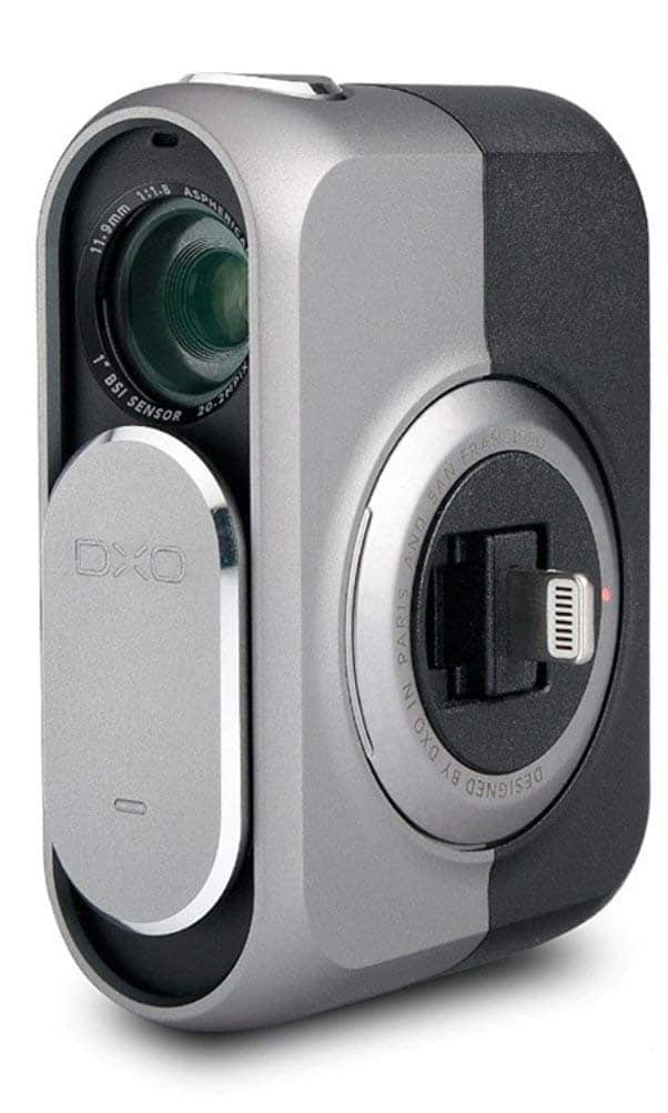 DxO ONE 20 2MP Digital Connected Camera for iPhone and iPad