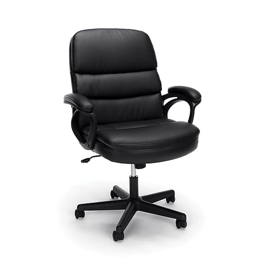 OFM Essentials Leather Executive Manager's Chair $51.55