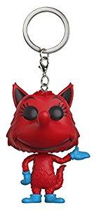 Funko Pop Keychain: Dr. Seuss Fox in Socks Toy Figure for $2.05 + FS