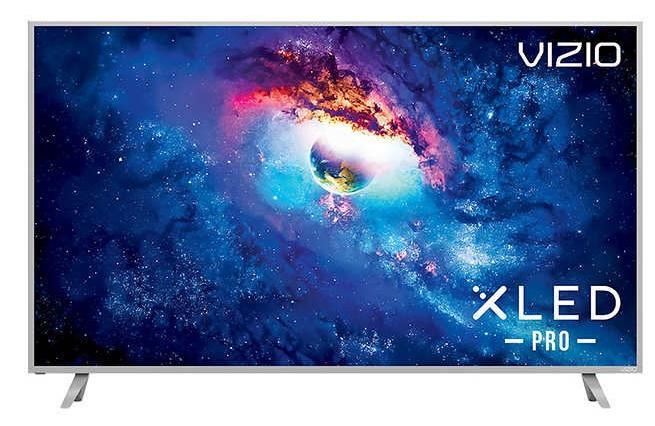 "Vizio 55"" Class (54.6"" Diag.) 4K Ultra HD XLED Pro Home Theater Display - Model #P55-E1 $799.99"
