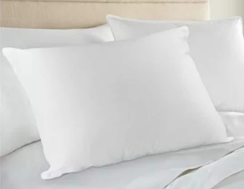 Stearns & Foster 300-Thread Count  Pillow Sale $8.99 Macy's