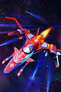 Spider Jet Flight - Shoot & Strike - Free microsoft game