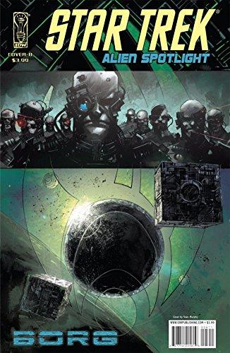 3 Star Trek Kindle Comics - Free from Amazon - Slickdeals net