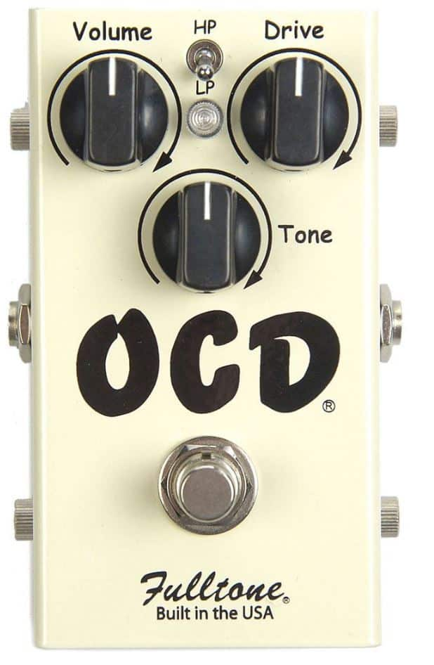 Guitar Overdrive Pedal - OCD $129 or $109 Shipped Sam Ash