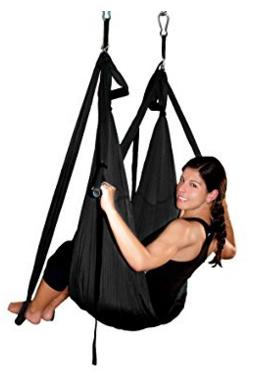 Deluxe Aerial Hammock Yoga Swing $29.99 AC