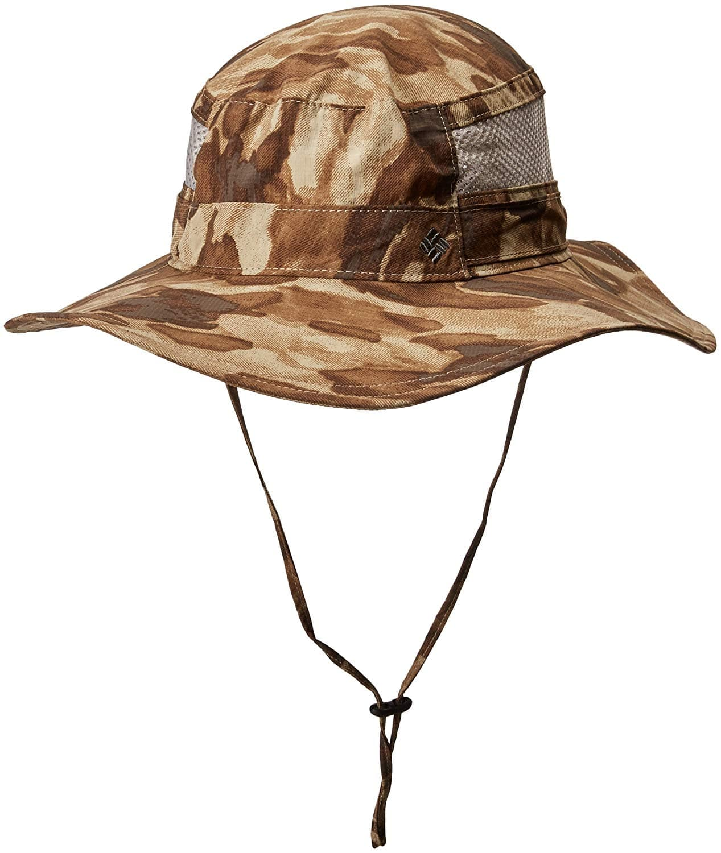 Columbia Bora Bora Print Booney Hat British Tan Camo  7.93 Amazon Prime  Free shipping and free returns - Slickdeals.net 5ef40cc6544