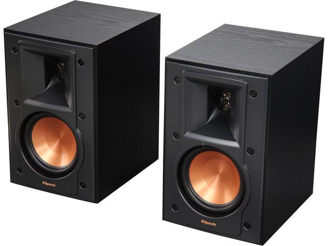 Klipsch RB-10 Bookshelf Speaker (Pair) - $96 + FS at Newegg