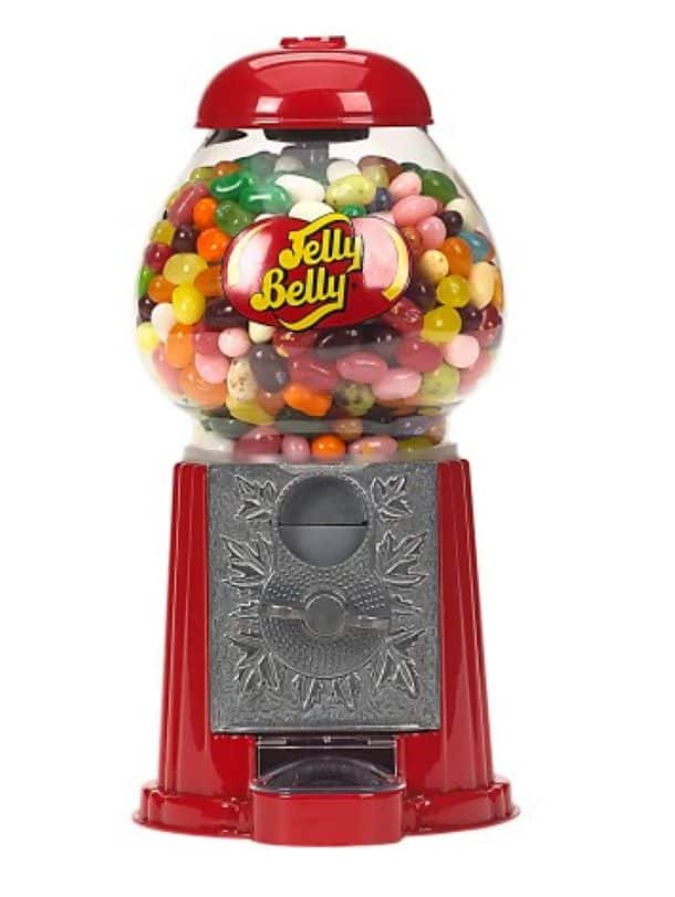 Mini Jelly Belly Dispenser with Beans 13.99 with Cyber30 code plus an extra 20% Rakuten