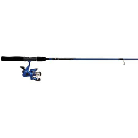 Walmart.com Zebco Slingshot Spin Fishing Combo$5.60 and more + Free store pickup