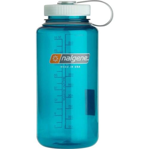 Nalgene Tritan 32oz Wide Mouth BPA-Free Water Bottle - Trout Green $8.39
