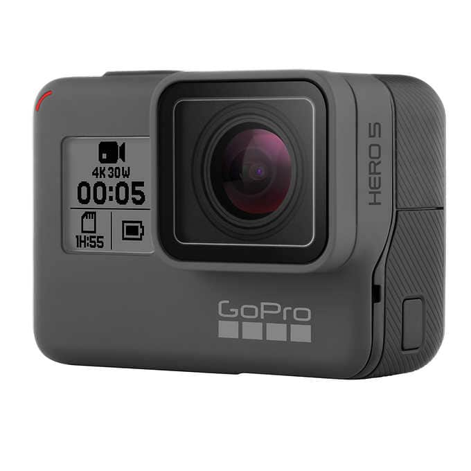 GoPro HERO5 Black Action Camera Bundle for 329.99$ at Costco(304.99 with 25$ Costco Coupon) $304.99