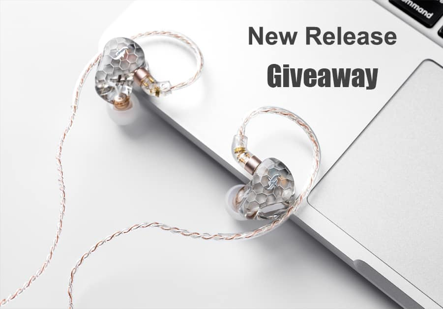Simgot EK3 In Ear Monitor Headphones Giveaway 7/10/2019