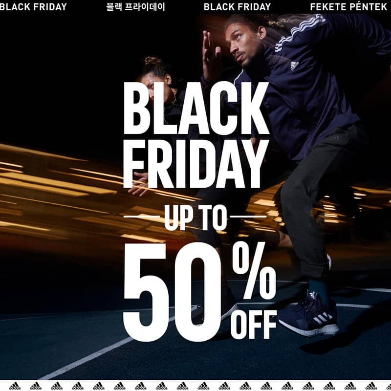 Adidas BLACK FRIDAY 2019 UP TO 50% OFF $0.01