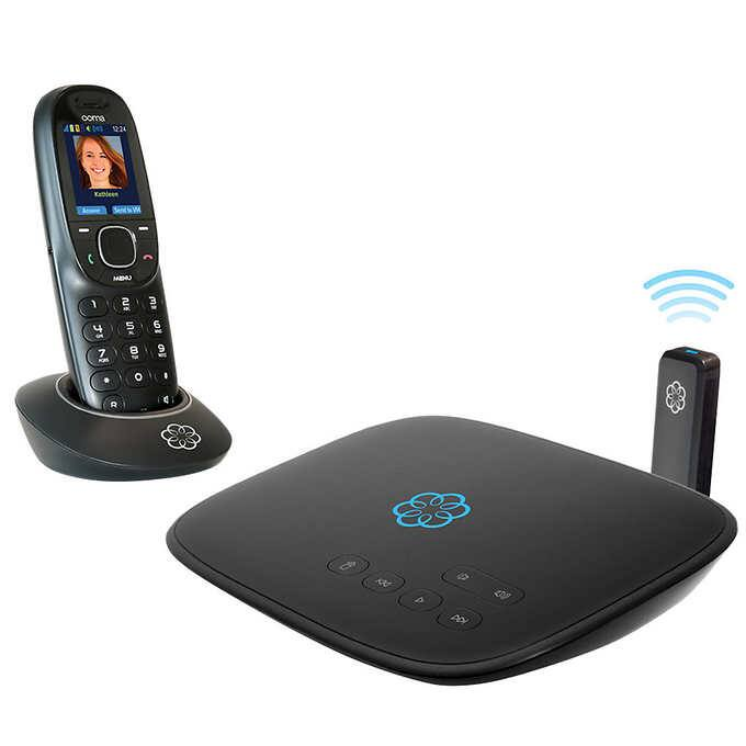 Costco Ooma Telo Air VoIP Phone System with Handset $99.99 (Reg. $119.99)