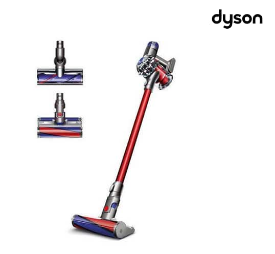 Dyson V6 Absolute HEPA Filtration $199.99