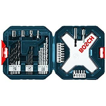 34-Piece Bosch MS4034 Drill and Drive Bit Set $9.98 at Amazon