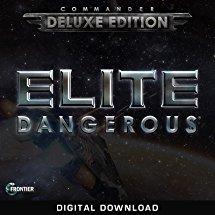 Elite Dangerous: Commander Deluxe Edition (PC) - $31.79