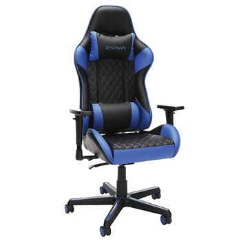 Fabulous Costco Respawn 100 Racecar Style Gaming Chair Available In Gray White Blue Green Or Red 149 99 Fs Gmtry Best Dining Table And Chair Ideas Images Gmtryco