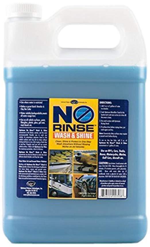 Optimum (NR2010G) No Rinse Wash & Shine - 1 Gallon - $30.92