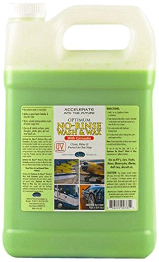 Optimum (NRWW2012G) No Rinse Wash & Wax - 1 Gallon - $37.28