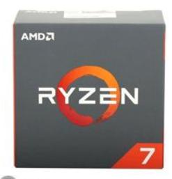 AMD Ryzen 7 1700X 3.4 GHz 8 Core AM4 Boxed Processor $269.99  Ryzen 7 1800X $299.99