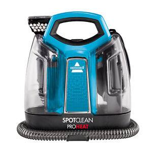 Bissell Spotclean Proheat Portable Spot Cleaner 44 79 Slickdeals Net