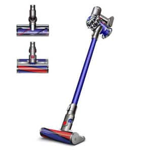Dyson SV06 V6 Motorhead Pro Cordless Vacuum - Two Colors - Fluffy Included - Refurbished from Dyson $176