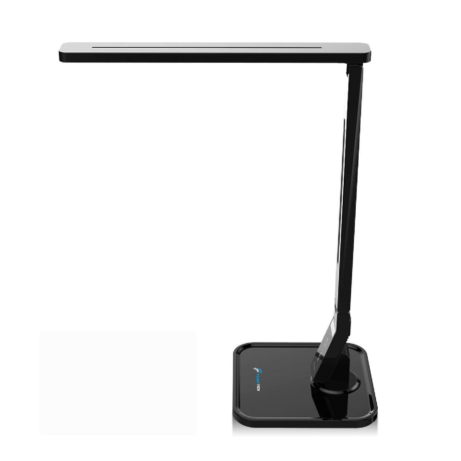LED Table Desk Lamp Fugetek FT-768, 5-Levels Of Brightness, Touch Control Panel, 550 Lumen, 1-Hour Auto Timer $13.49