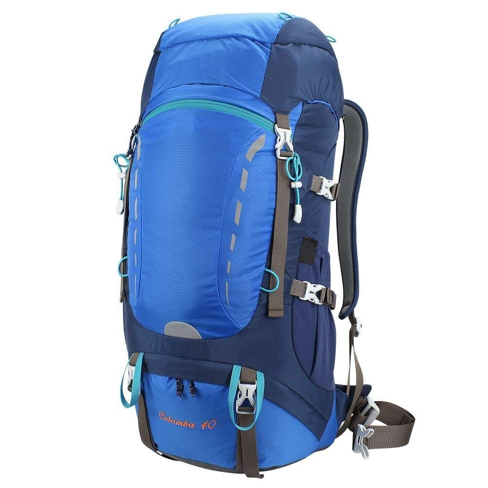 Hiking Backpack, Ultra-Light Water Resistant Travel Backpack/Packable Hiking Daypack from $12.86