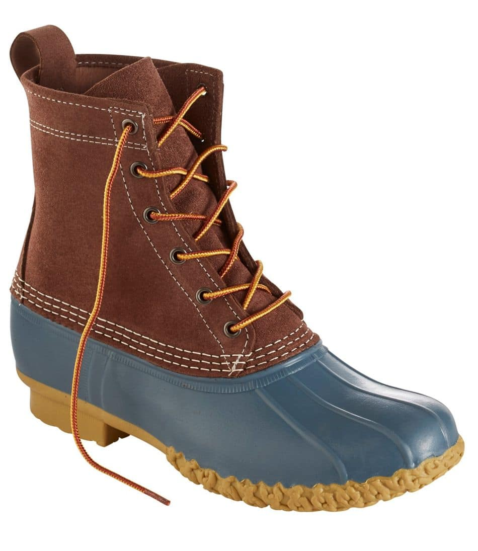 """Small Batch L.L.Bean Boots, 8"""" Suede $55.99 + tax, free shipping"""