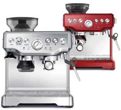 Factory reconditioned - Breville RM-BES870XL the Barista Express Espresso Maker -$350 again on woot