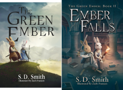 Free Kindle Ebooks: Green Ember Series