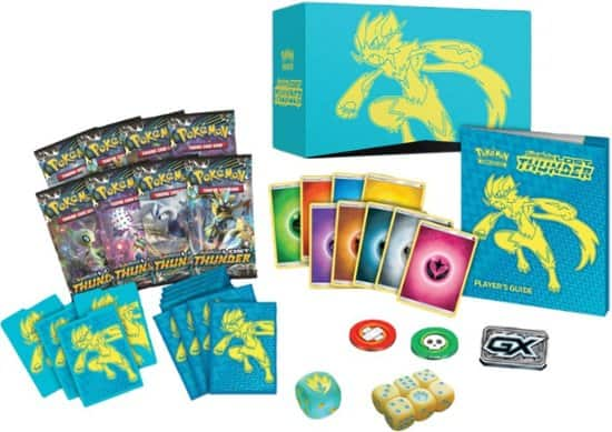 Pokemon TCG 25% off, including newly released Lost Thunder boxes