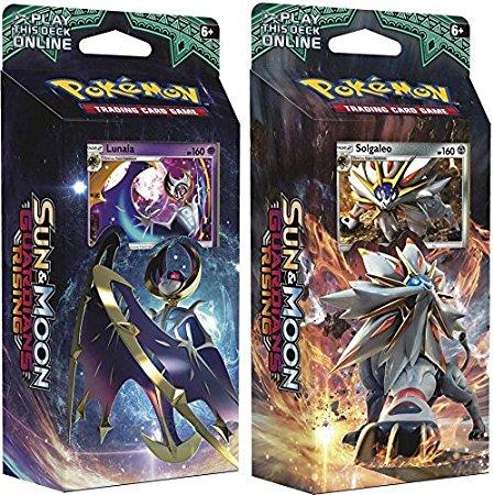 Pokemon Trading Card Game: Sun & Moon Guardians Rising Theme Deck (One chosen at random) $3.99