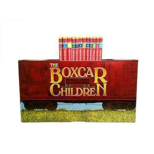 The Boxcar Children Bookshelf (The Boxcar Children Mysteries, Books 1-12) Paperback $11.56