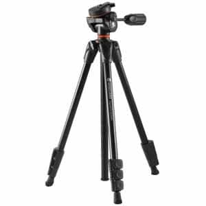 Vanguard Tripod Discounted with Fry's Promo Code $29.99 from $69.99 (Orig $89.99)