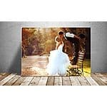 "Custom Photo Print on Metal (Up to 86% Off) from Only $9.99–$19.99 in sizes 10""x7"", 11""x14"" & 16""x20"""