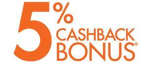 Discover 5% cashback - Q3 2017 - Restaurants