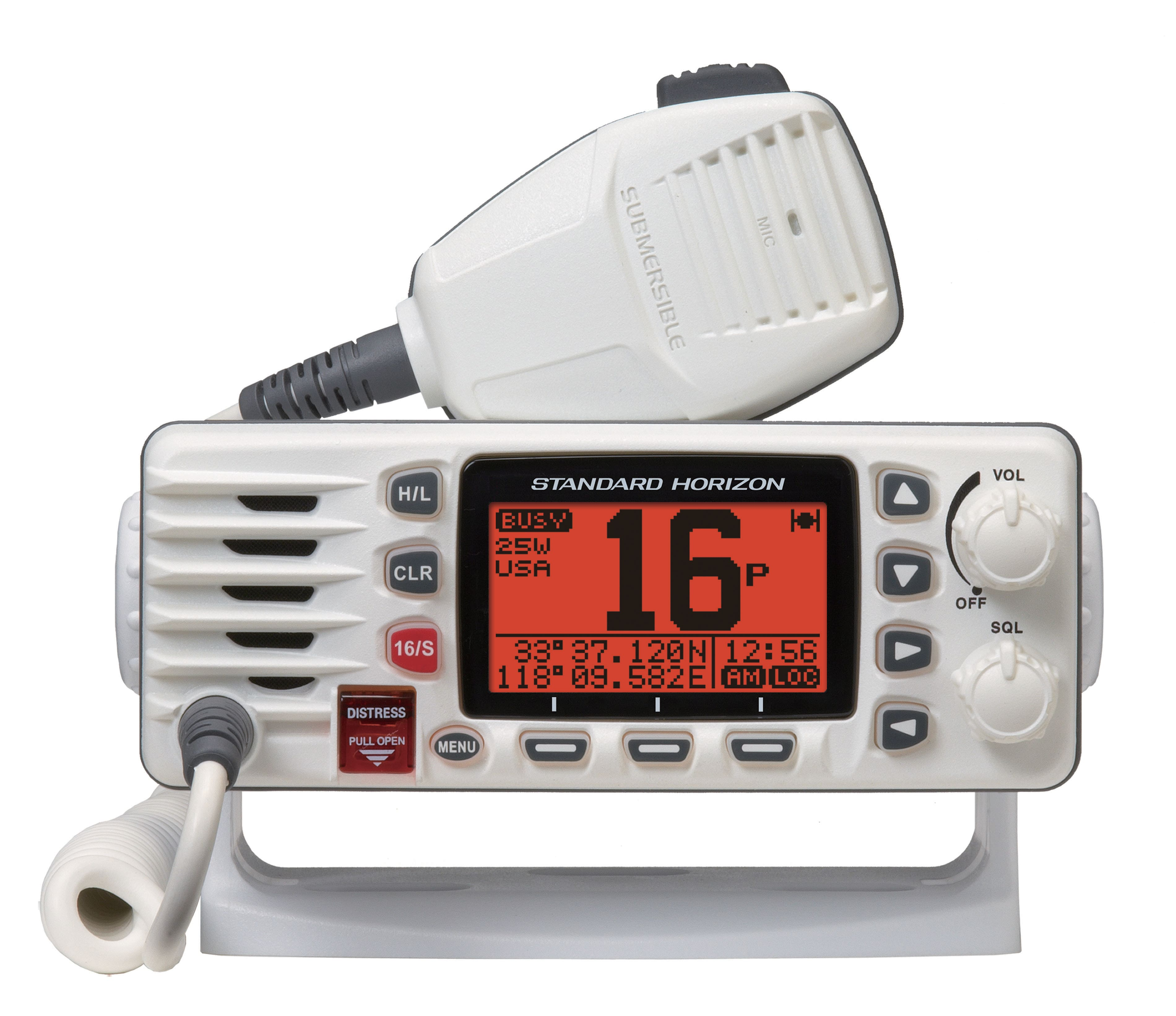 Standard Horizon GX1300 Fixed Mount VHF Radio - $89.95 after Sale and $30 MIR - Free Shipping