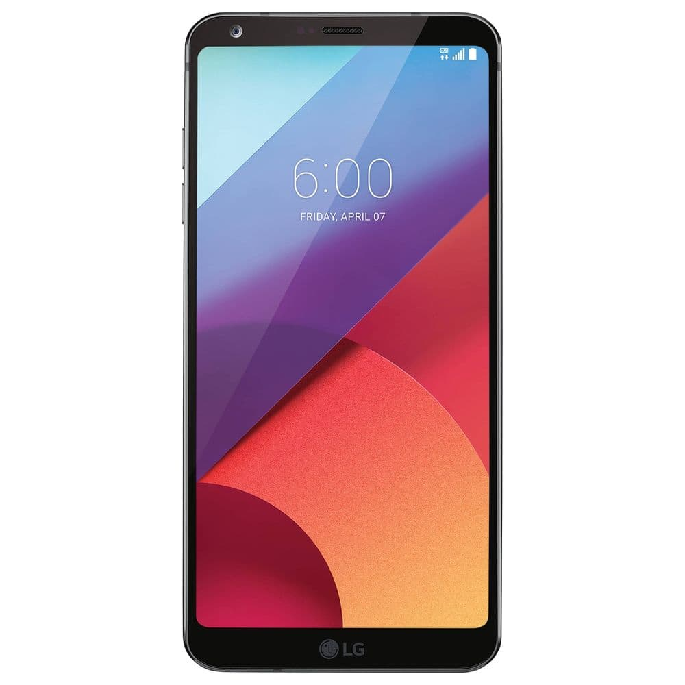 New LG G6 H872 GSM Unlocked 32GB Black w/coupon code $424.99, free shipping - Ebay
