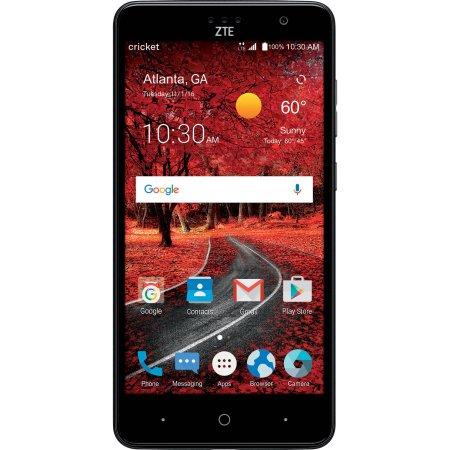 Cricket ZTE Grand X 4 Z956, Android 6.0.1, w/fingerprint sensor - Walmart B&M YMMV $19