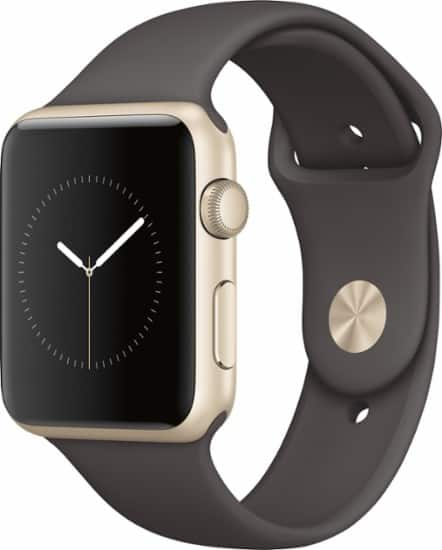 Apple Watch Series 3 (GPS) 42mm + 70$ Kohl's Cash (OR)  Apple Watch Series 3 (GPS) 38mm + 60$ Kohl's Cash